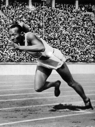 Jesse Owens, uma das mais belas histórias das Olimpíadas
