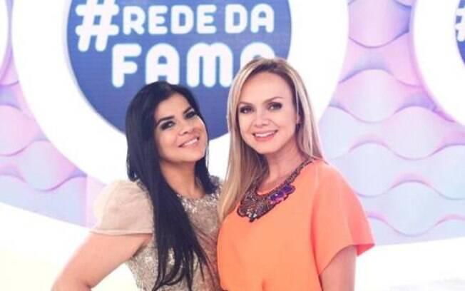 Mara Maravilha e Eliana
