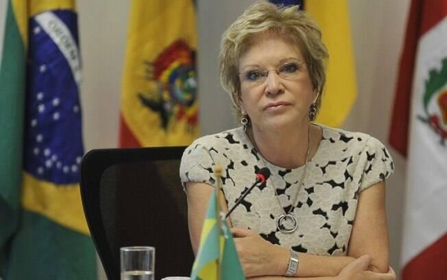 Marta Suplicy ainda não sabe se será candidata à prefeita ou se irá compor uma chapa.