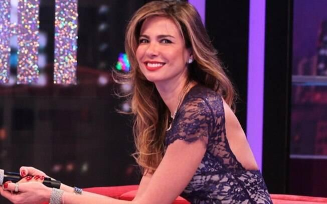 Luciana Gimenez apresenta dois programas ao ar atualmente na RedeTV!, o