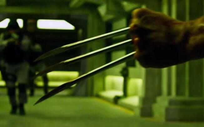 Hugh Jackman como Wolverine em