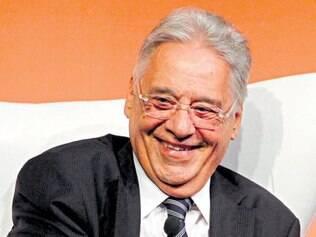 Fernando Henrique Cardoso disse que, agora, é a favor da CPI