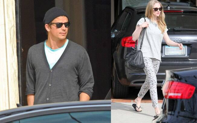 Os atores estariam namorando desde janeiro e foram vistos recentemente em uma praia em Malibu