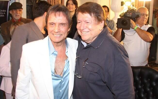 Roberto Carlos e Boni