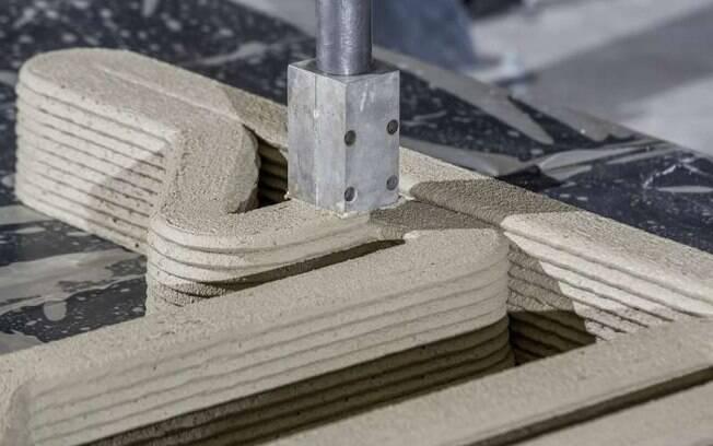 De acordo com os idealizadores do projeto, a impressão 3D torna construção mais prática, barata e sustentável