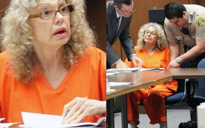 Victoria Rathgeb foi condenada a nove anos de prisão