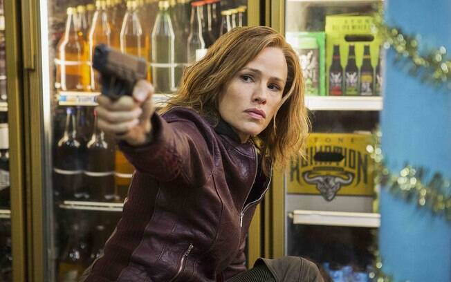 Jennifer Garner está de volta aos cinemas sob a pele de Riley North, protagonista do longa-metragem