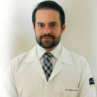 Ademir Leite Júnior, médico e tricologista