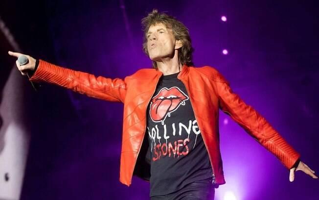 A turnê dos Rolling Stones precisou ser adiada, mas já está acontecendo