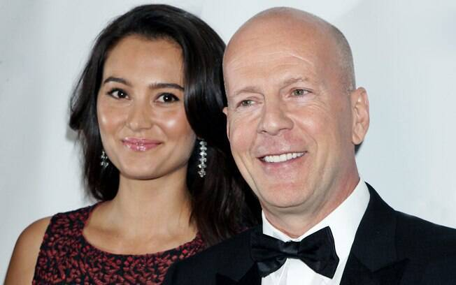Bruce Willis e Emma Heming