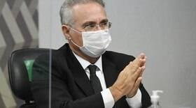 Renan prepara vídeo com frases negacionistas de Bolsonaro