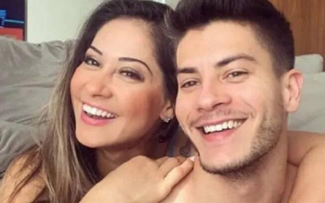 Mayra Cardi e Arthur Aguiar