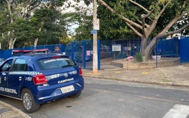 Homem invade escola em Campinas para agredir namorada que trabalha no local