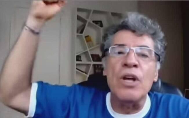 Paulo Betti fala sobre facada de Bolsonaro