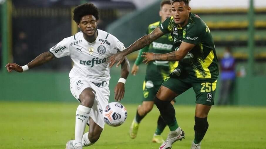 Palmeiras recebe o Defensa y Justicia no Allianz Parque