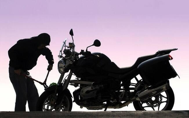 Roubo de motos caiu entre março e agosto em São Paulo, de acordo com números da Secretaria de  Segurança Pública