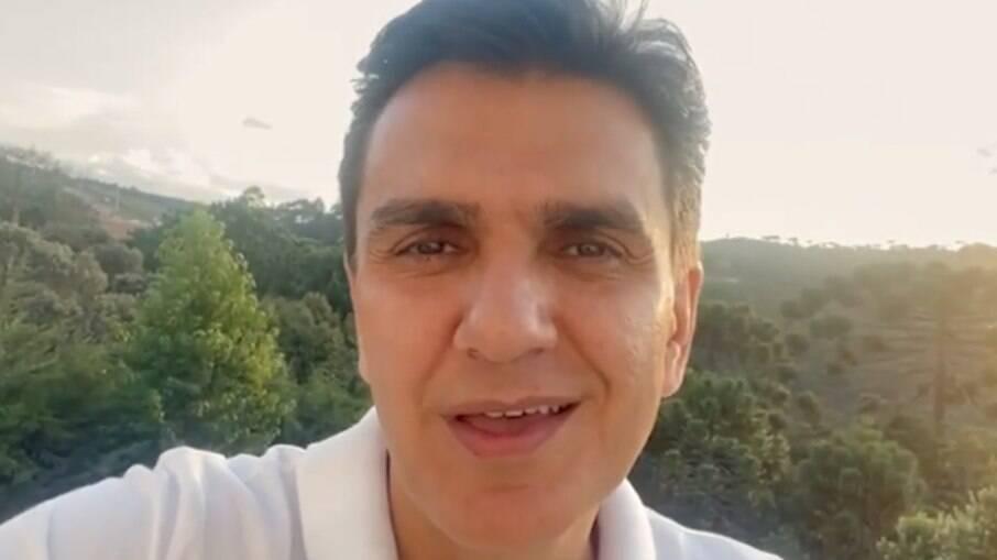 Gabriel Chalita é professor e filósofo