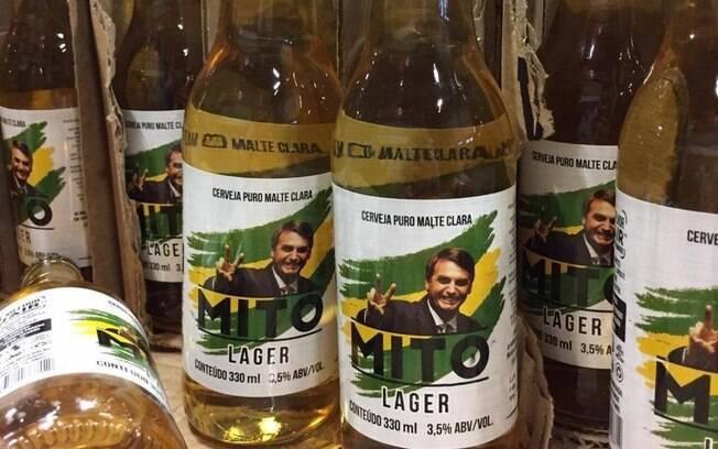 Existem três versões da cerveja Mito: Larger, Red Lager e Schwarbier