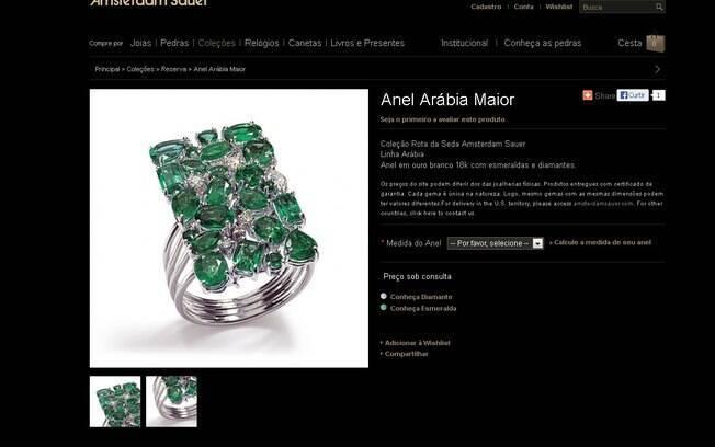 Já é possível comprar de viagens milionárias a joias caras ...