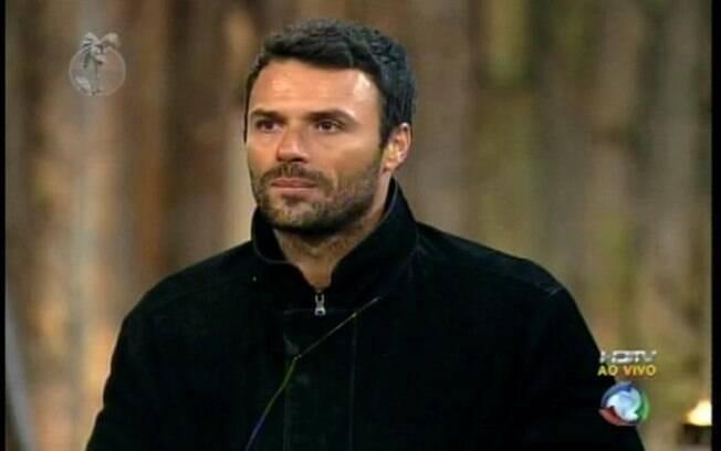 François foi o segundo eliminado de A Fazenda 4