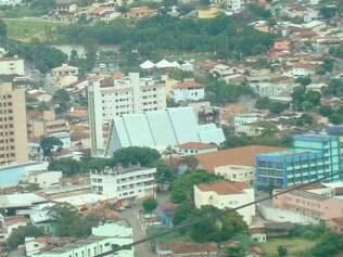 Vista da cidade de Pará de Minas