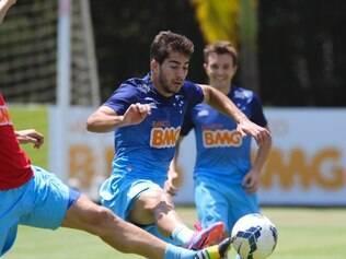 Jovem Lucas Silva diz que passado celeste gera expectativa de todas as partes, jogadores e torcida, mas também traz sorte