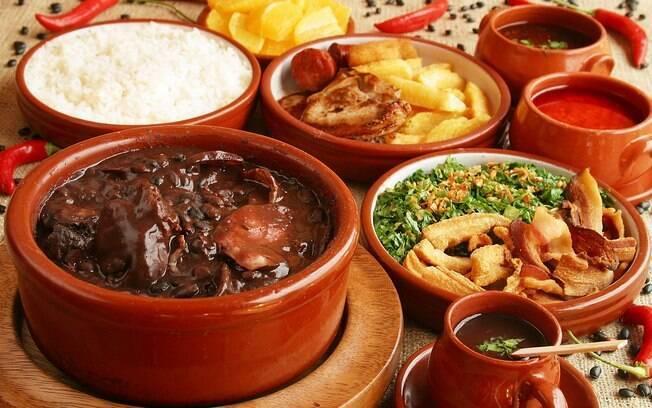 gastronomia comidas tipicas: