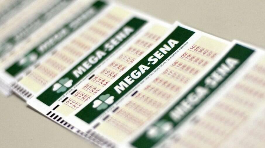 Mega-Sena está acumulada em R$ 42 milhões