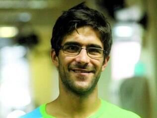 Leonardo Duarte treina três vezes por semana para correr melhor