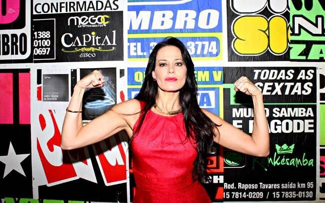 Cozete Gomes sobre título de Miss São Caetano, em 1990: 'Tenho um porte de miss, me considero miss até hoje'