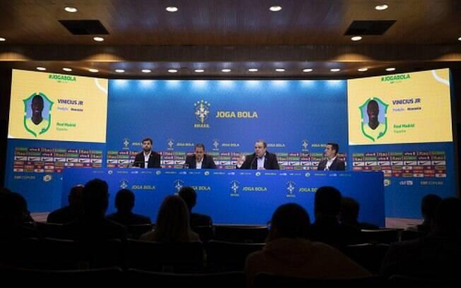 Brasil jogará contra a Bolívia na primeira partida das Eliminatórias