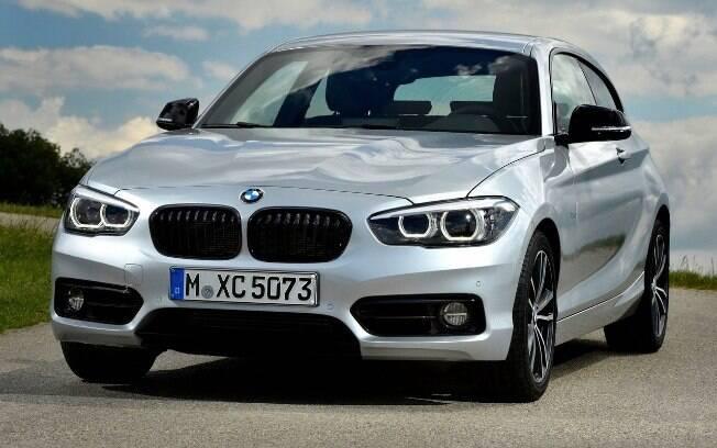 BMW Série 1: hatch ganha retoques no visual para ganhar apelo na briga com rivais como Mercedes Classe A e Audi A3