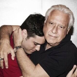 Antonio Fagundes: 'Bom é perceber que Bruno é um ator tão apaixonado quanto eu'