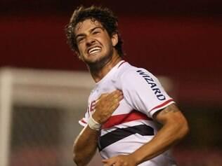 Atacante fez a estreia no Morumbi e marcou contra o CSA, de Alagoas, pela Copa do Brasil