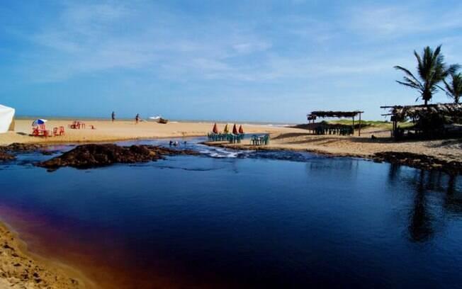Em Conceição da Barra, na divisa do Espírito Santo com a Bahia, fica a bela Riacho Doce, paraíso para poucos