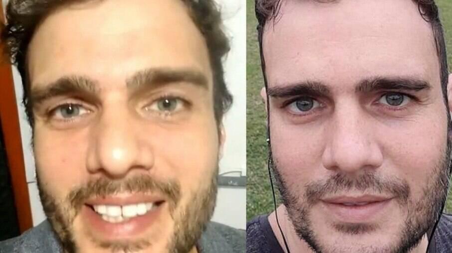 Daniel Morozetti estava desaparecido