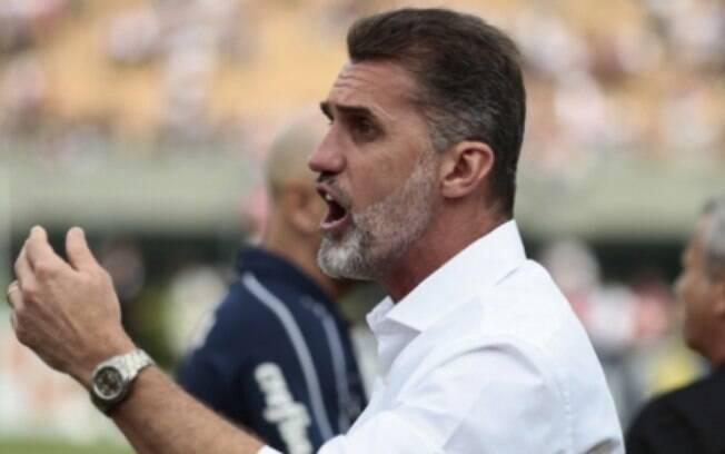 São Paulo x Palmeiras Mancini