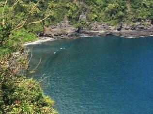 Caminho para Hana (Maui) revela enseadas e praias belíssimas
