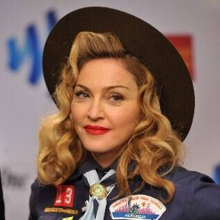 Madonna é leonina