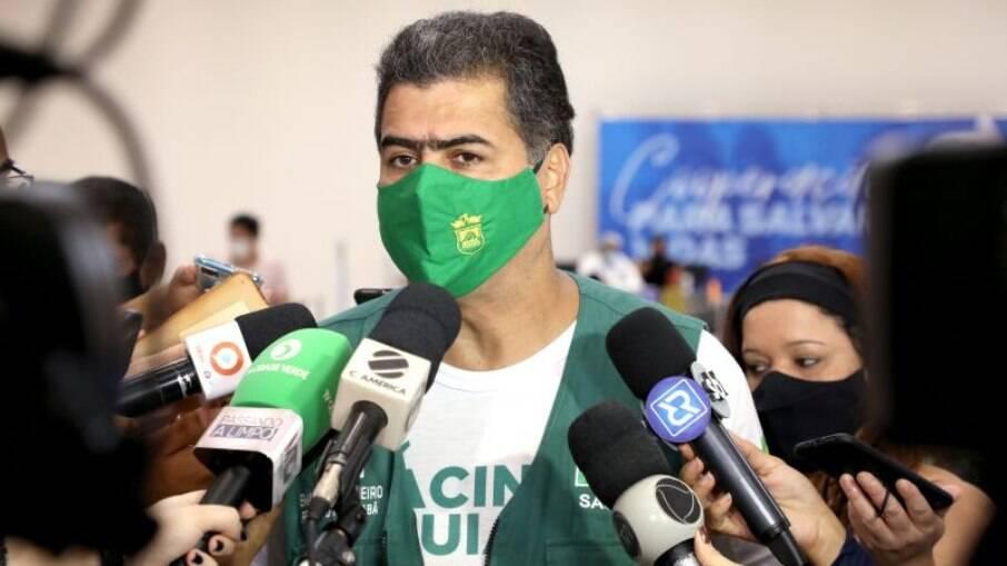 Emanuel Pinheiro, prefeito de Cuiabá