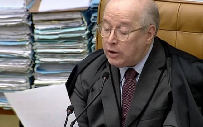 Celso de Mello foi o primeiro a votar durante julgamento da ação que pede pela criminalização da homofobia