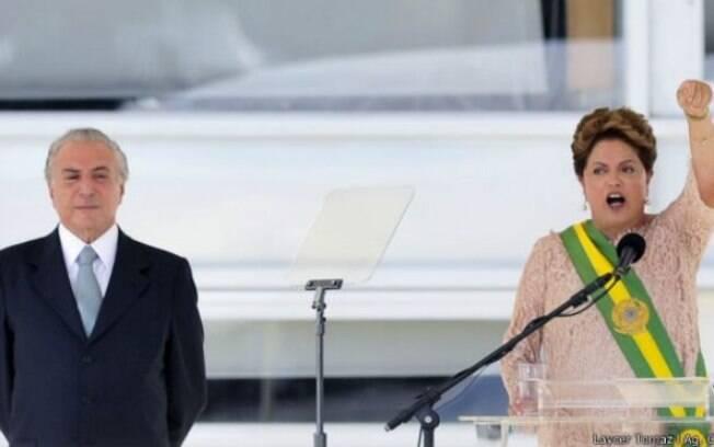 """Encontro deve ser o primeiro de Temer na tarefa de """"unificar"""" o PMDB em torno de seu nome como alternativa à Dilma"""