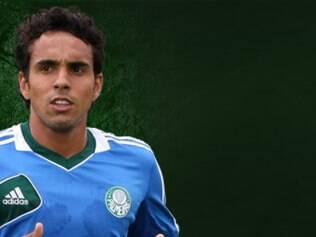 Atacante atuou em apenas seis dos 19 jogos do Verdão até aqui nesta temporada