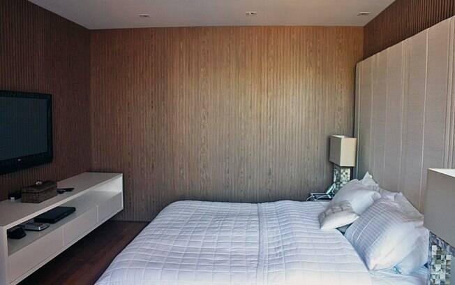 Arquitetura em madeira promove o conforto e o isolamento acústico do espaço