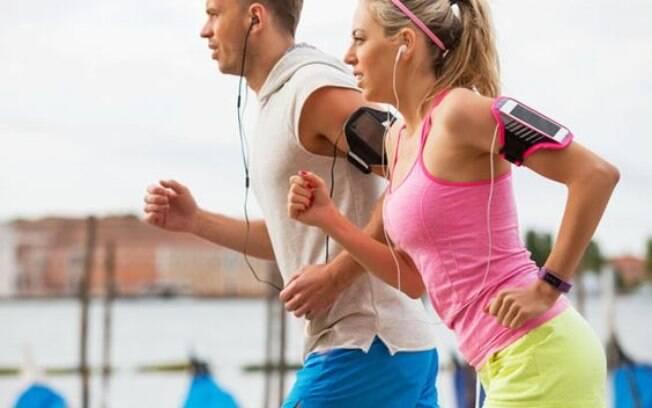 HIIT pode ser adaptado a diversas modalidades, como corrida. Foto: Pinterest