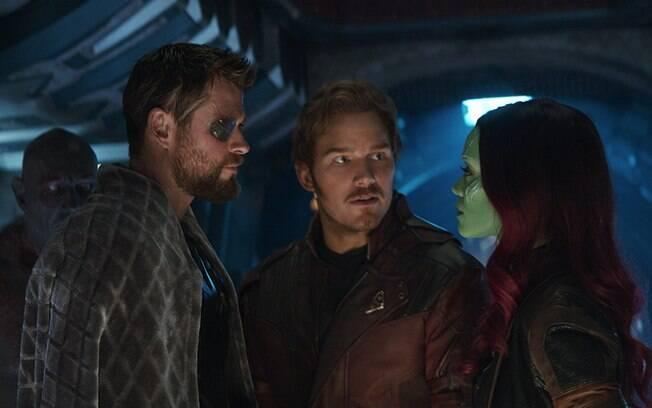 Thor e os Guardiões da Galáxia