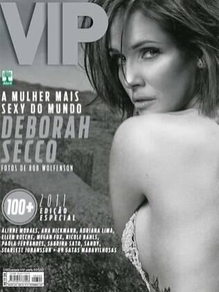 Deborah Secco: