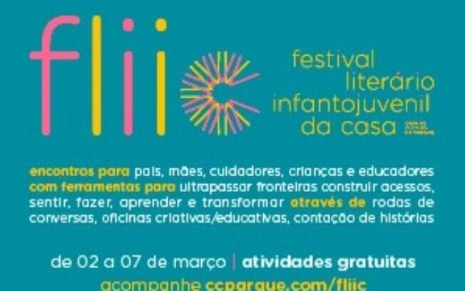 Festival Literário Infantojuvenil da Casa