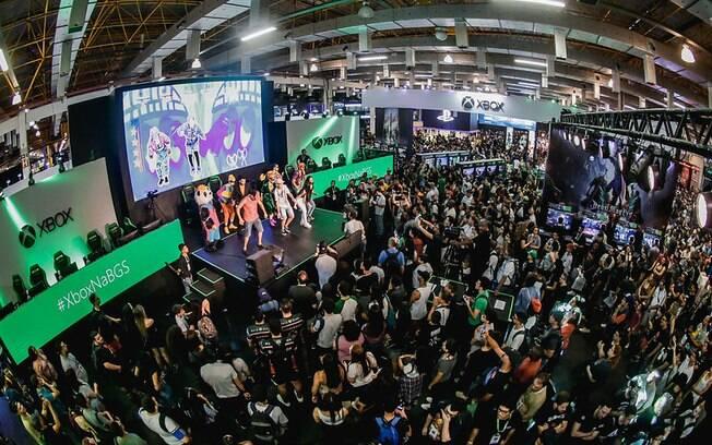 A BGS acontece em São Paulo, entre os dias 10 e 13 de outubro.
