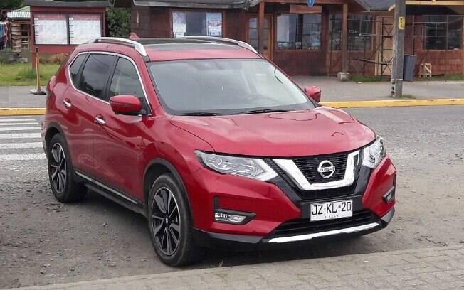 A Saga continua com o Nissan X-Trail CVT 2.5